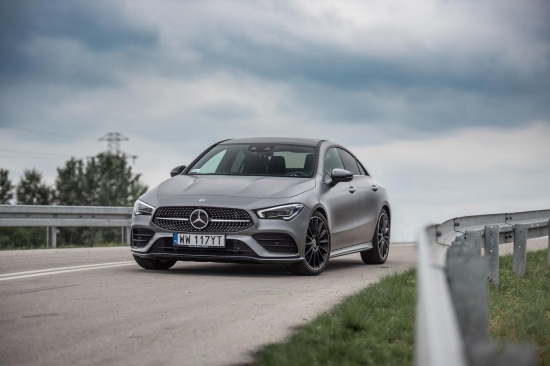 Ждать ли новый Mercedes - Benz CLA Coupe 220 4Matic 190 л. с. 7G-DCT