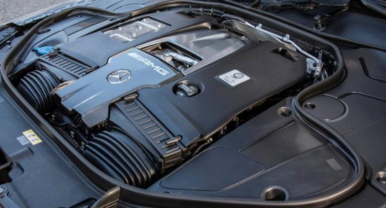 Mercedes s-Class V12 engine celebrated its 30th anniversary